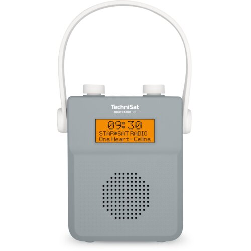 Radio TECHNISAT Digitradio 30 Biało-szary