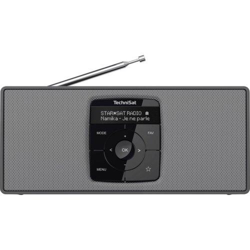 Radio TECHNISAT DIGITRADIO 2 S Czarno-srebrny
