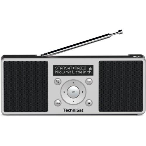 Radio TECHNISAT Digitradio 1 S Czarno-srebrny