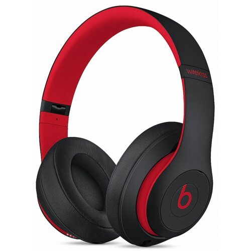 Słuchawki nauszne APPLE Beats Studio3 ANC Czarno-czerwony