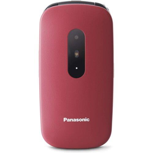 Telefon GSM PANASONIC KX-TU446EXR Czerwony