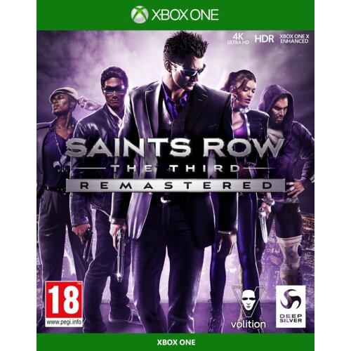 Saints Row: The Third Remastered Gra XBOX ONE (Kompatybilna z Xbox Series X)