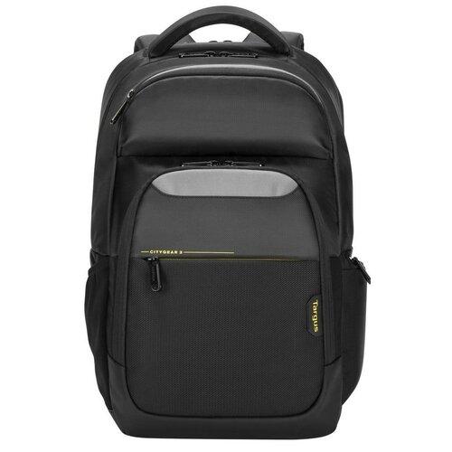 Plecak na laptopa TARGUS Citygear 15.6 cali Czarny