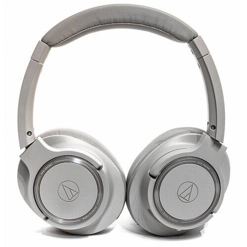 Słuchawki nauszne AUDIO-TECHNICA ATH-SR50BT ANC Szary