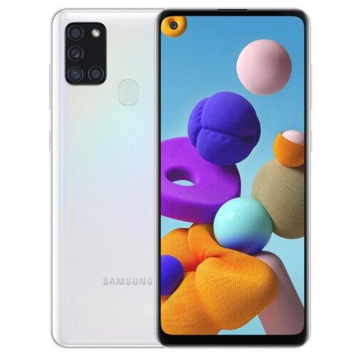 "Smartfon SAMSUNG Galaxy A21s 3/32GB 6.5"" Biały SM-A217"