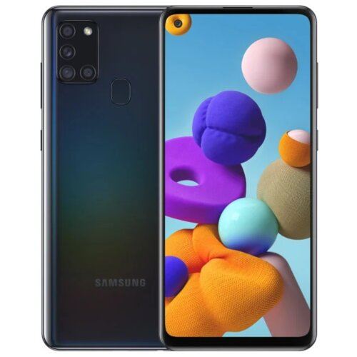 "Smartfon SAMSUNG Galaxy A21s 3/32GB 6.5"" Czarny SM-A217"