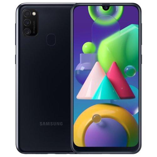 """Smartfon SAMSUNG Galaxy M21 4/64GB 6.4"""" Czarny SM-M215"""