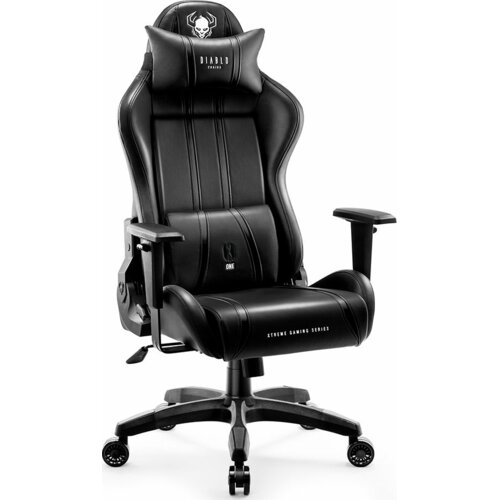 Fotel DIABLO CHAIRS X-One 2.0 (XL) Czarno-czarny