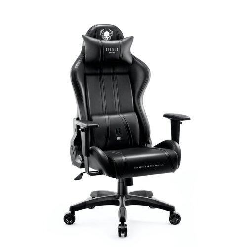 Fotel DIABLO CHAIRS X-One 2.0 (L) Czarno-czarny