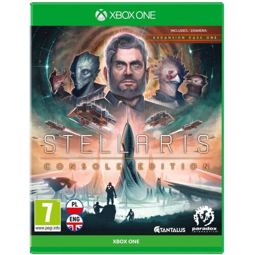 Stellaris: Console Edition Gra XBOX ONE (Kompatybilna z Xbox Series X)