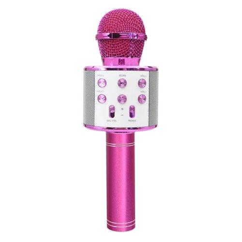 Mikrofon FOREVER BMS-300 Różowy
