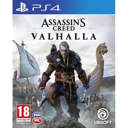 Assassin's Creed: Valhalla Gra PS4 (Kompatybilna z PS5)