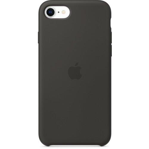 Etui APPLE Silicone Case do iPhone 7/8/SE 2020 Czarny