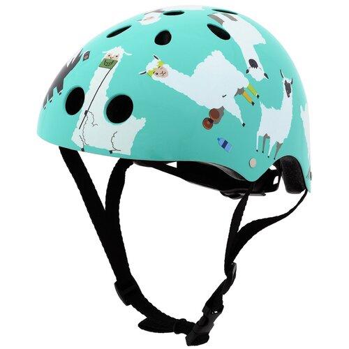 Kask rowerowy HORNIT Lama Błękitny dla Dzieci (rozmiar S)