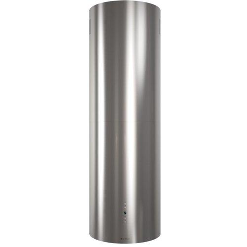 Okap GLOBALO Cylindro Isola 39.5 Inox