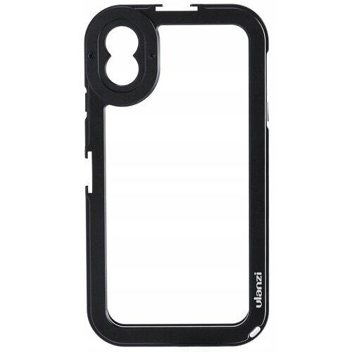Etui ULANZI Metal Vlog Case do Apple Iphone XS