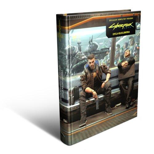 Poradnik do gry Cyberpunk 2077 - Edycja Kolekcjonerska