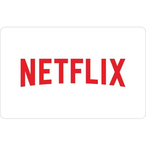 Karta podarunkowa Netflix 120 zł