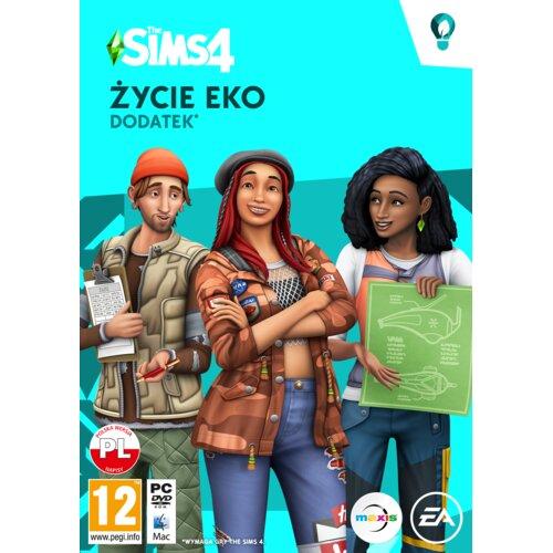 The Sims 4: Życie Eko Gra PC