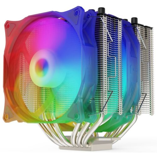 Chłodzenie CPU SILENTIUM PC Grandis 3 Evo ARGB
