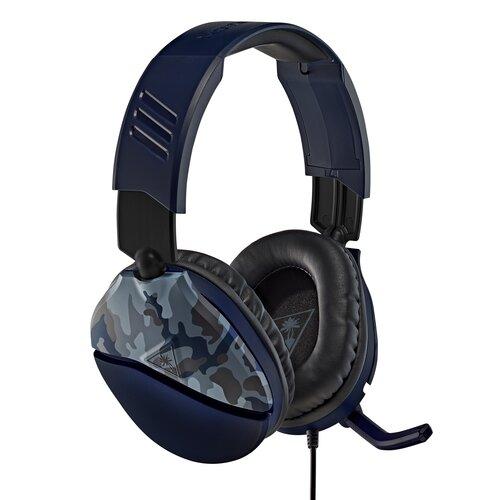 Słuchawki TURTLE BEACH Recon 70 Camo Niebieski