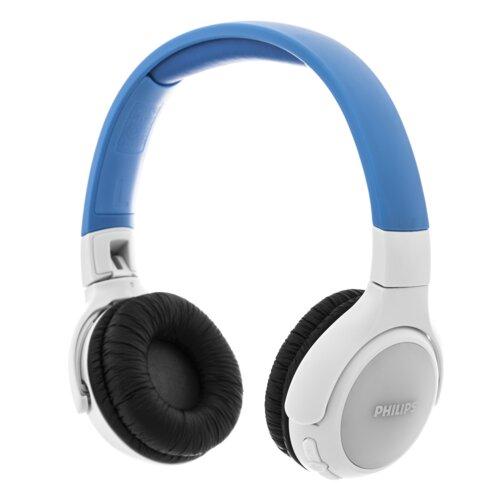 Słuchawki nauszne PHILIPS TAKH402BL/00 Niebieski