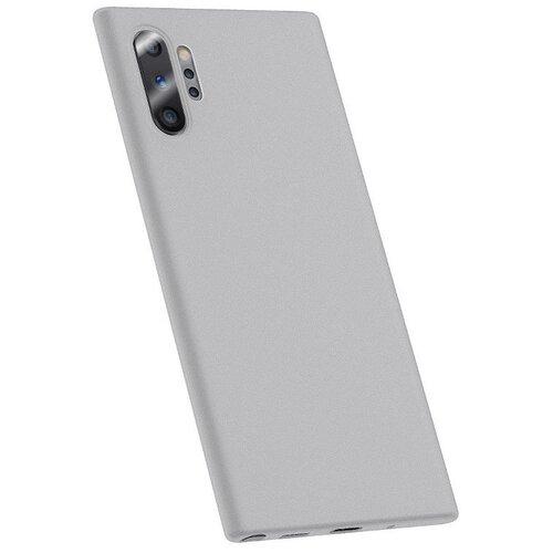 Etui BASEUS Wing Case do Samsung Galaxy Note 10 Plus Biały