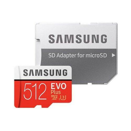 Karta pamięci SAMSUNG microSDXC Evo Plus 512GB