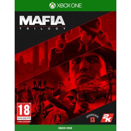 Mafia: Trylogia Gra XBOX ONE (Kompatybilna z Xbox Series X)