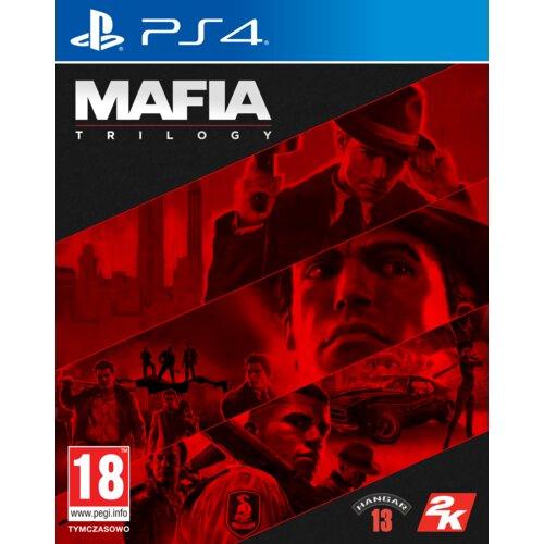 Mafia: Trylogia Gra PS4 (Kompatybilna z PS5)