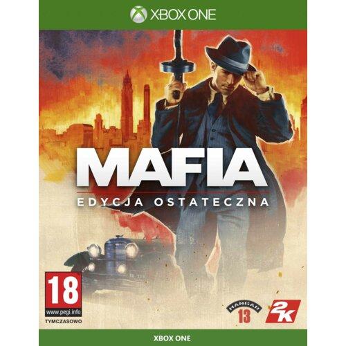 Mafia: Edycja Ostateczna Gra XBOX ONE (Kompatybilna z Xbox Series X)