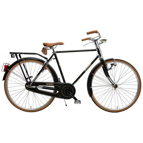 Rower miejski LEGNANO L100 Viaggio 1B28 cali męski Czarny