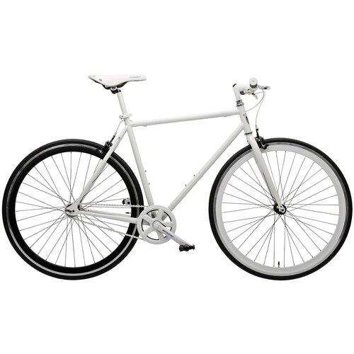 Rower szosowy BOTTECCHIA Hastag Scatto Fisso M21 28 cali męski Biały