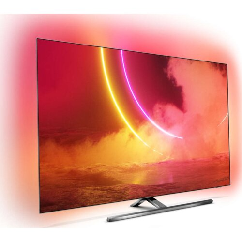 """Telewizor PHILIPS 65OLED855 65"""" OLED 4K 120Hz Android TV Ambilight x3 Dolby Atmos Dolby Vision"""
