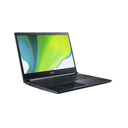 "Laptop ACER Aspire 7 A715-41G-R3K5 15.6"" IPS R5-3550H 8GB SSD 512GB GeForce 1650"