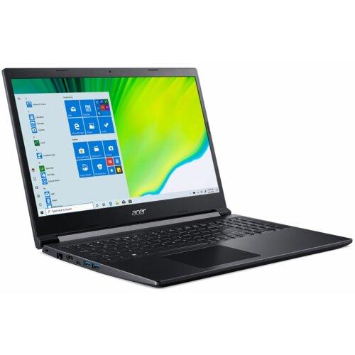 "Laptop ACER Aspire 7 A715-41G-R0RM 15.6"" IPS R5-3550H 8GB SSD 512GB GeForce 1650 Windows 10 Home"