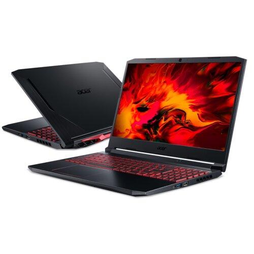 "Laptop ACER Nitro 5 AN515-54 15.6"" IPS i5-9300H 8GB SSD 512GB GeForce 1650"