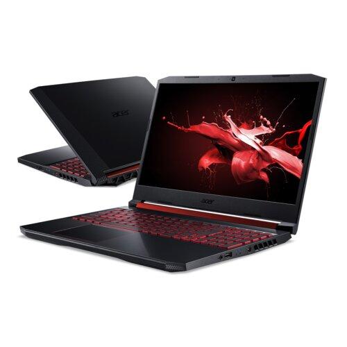 "Laptop ACER Nitro 5 AN515-54 15.6"" IPS i5-9300H 16GB SSD 512GB GeForce 1650 Windows 10 Home"