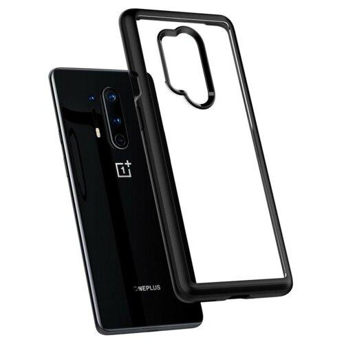 Etui SPIGEN Ultra Hybrid do OnePlus 8 Pro Czarny