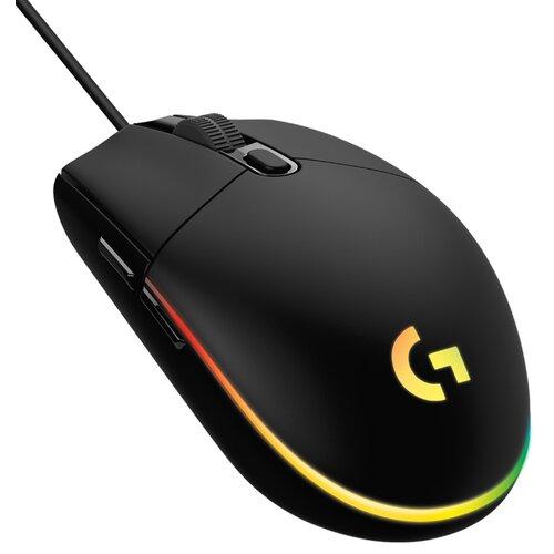 Mysz LOGITECH G102 Lightsync Czarny