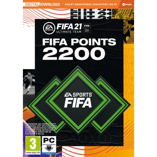 FIFA 21 - Points 2200 Gra PC