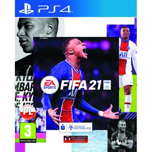 FIFA 21 Gra PS4 (Kompatybilna z PS5)