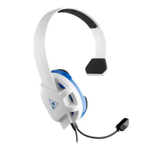 Słuchawki TURTLE BEACH Recon Chat Biało-niebieski
