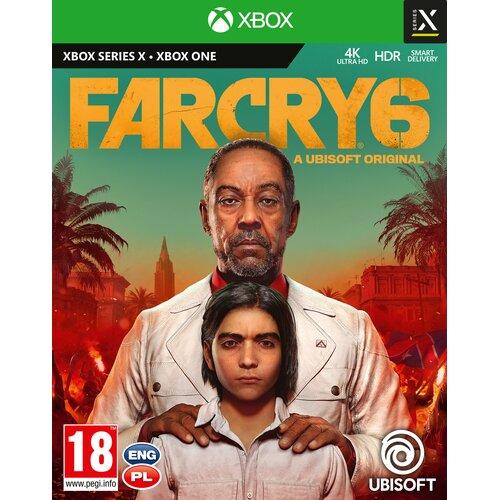 Far Cry 6 Gra XBOX ONE (Kompatybilna z Xbox Series X)