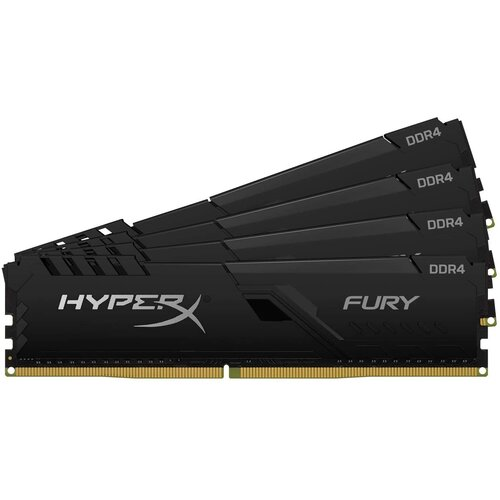 Pamięć RAM HYPERX Fury Black 64GB 3466Mhz