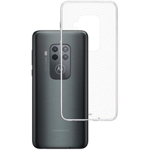 Etui 3MK Armor Case do Motorola One Zoom Przezroczysty