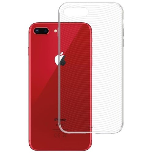 Etui 3MK Armor Case do Apple iPhone 7 Plus/8 Plus Przezroczysty