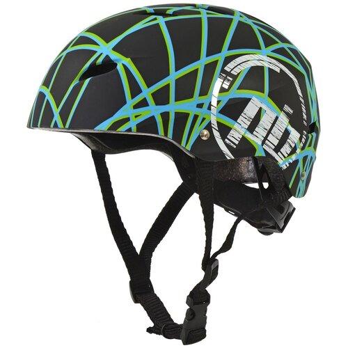 Kask rowerowy PB Scratch Wielokolorowy (rozmiar S)