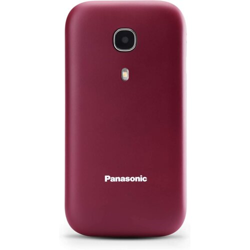 Telefon PANASONIC KX-TU400EXR Czerwony