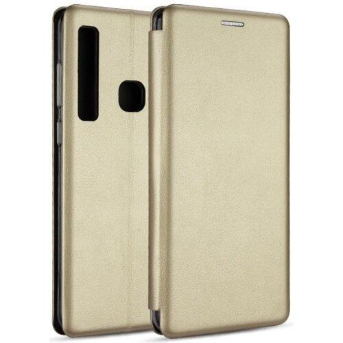 Etui BOOK MAGNETIC do Huawei P40 Lite E Złoty